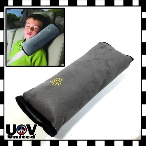 Kid Car Safety Strap Cover Harness Pillow Shoulder Seat Belt Pad Child Cushion z