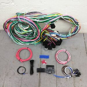 Superb 1958 1964 Impala Wire Harness Upgrade Kit Fits Painless Update Wiring 101 Orsalhahutechinfo
