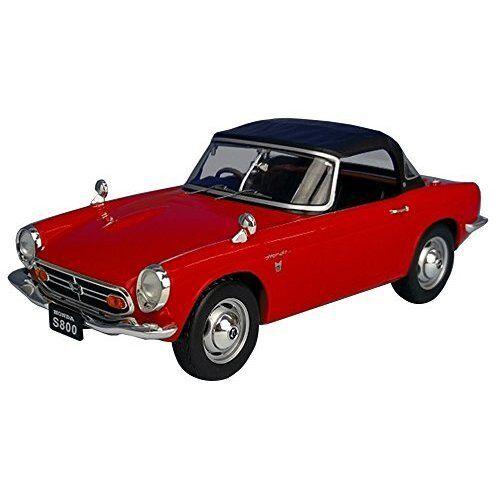 Erstens  18 1   18. honda s800 cabrio rot ein diecast modell f18-012