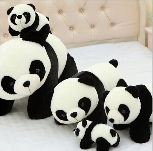 "HOT Stuffed Plush Doll Toy Animal Cute Panda Birthday Gift. 11.81/"" New 30CM"
