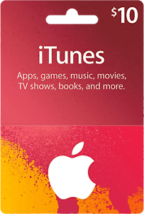 Apple-iTunes-Gift-Card-10-USD-iTunes-NORTH-AMERICA