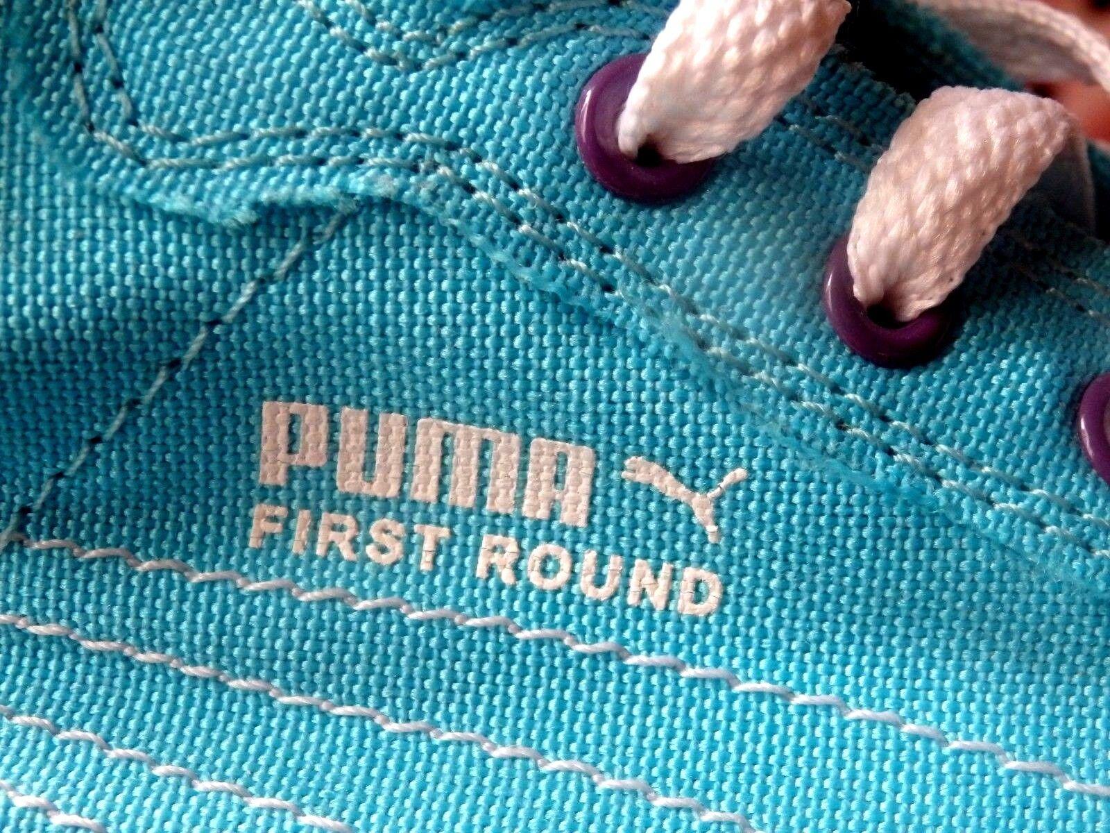 Puma First Round Safari 41 Turnschuhe Sneaker Hi Gr 41 Safari 314aa3