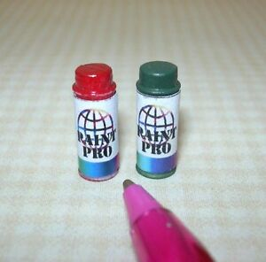 Spray Paint Dollhouse
