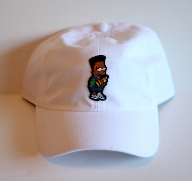Henny Bart Simpson Adjustable Snapback Baseball Cap for sale online ... c6674085eaa8