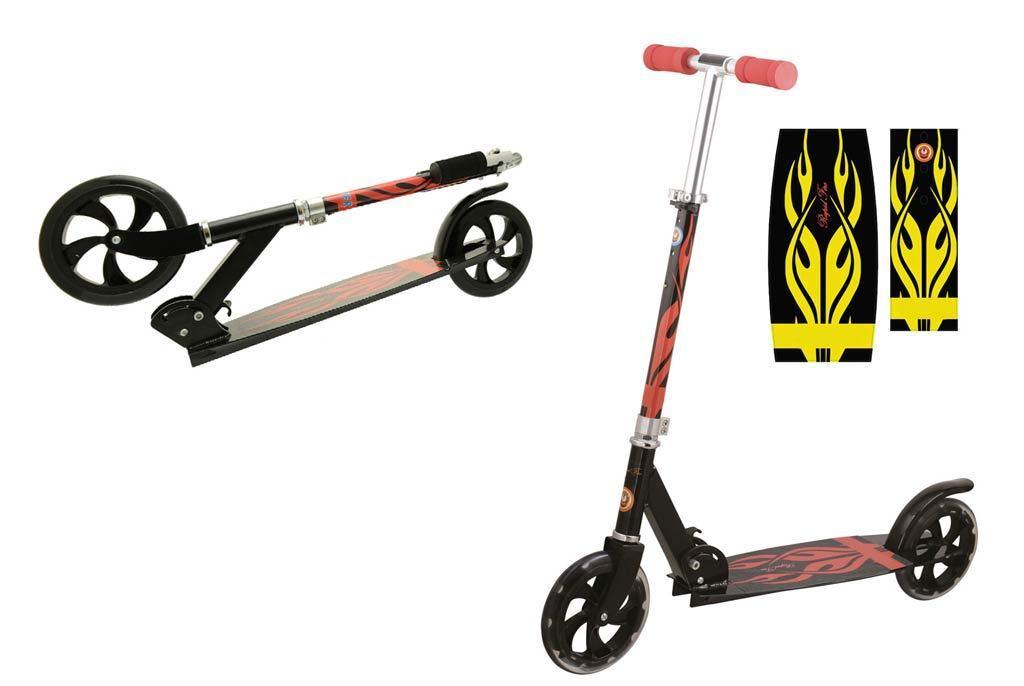Monopattino bambino bimbo tuttiuminio 2 ruote grei pieghevole Sprint gratuitostyle