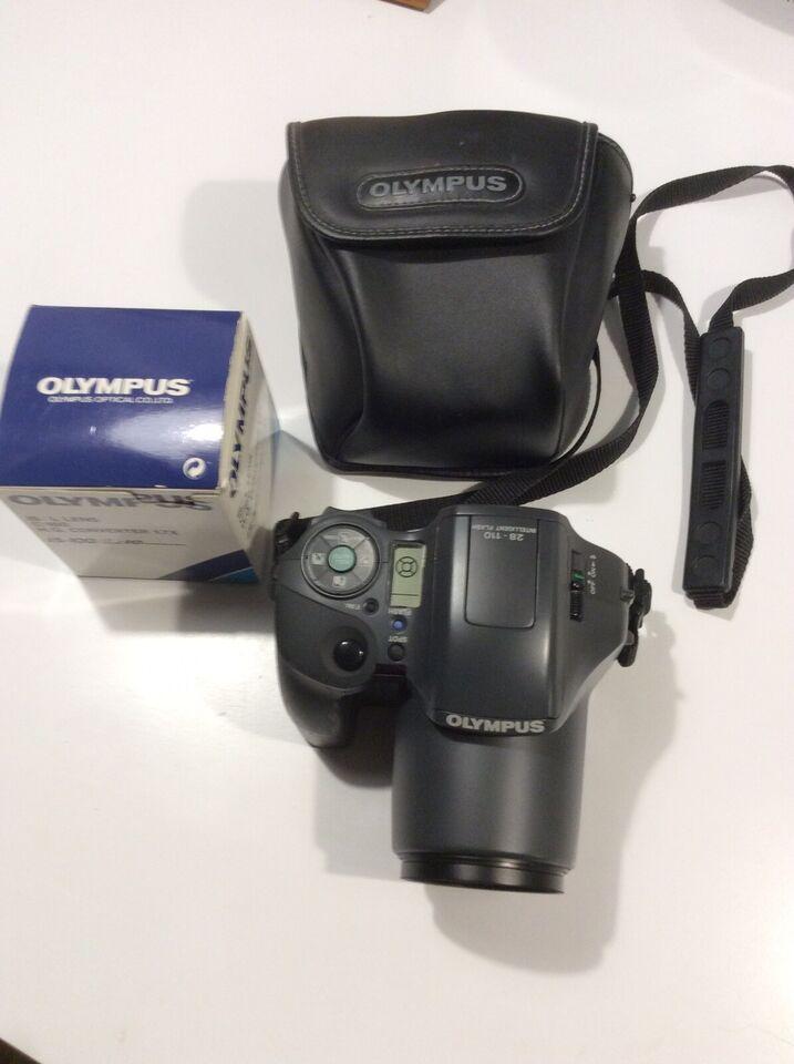 Olympus, Olympiske IS-100 med NY lens, spejlrefleks