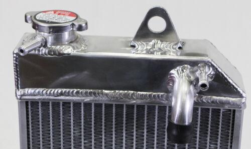 All Aluminum TIG Welded Radiator for Yamaha Banshee ATV Replaces 2GU124600100