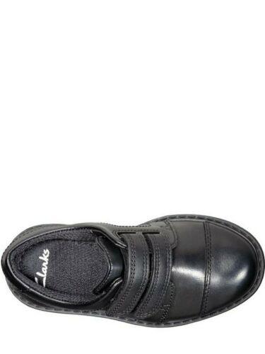 Infant Boys Clarks School Or Smart Shoes size uk 8