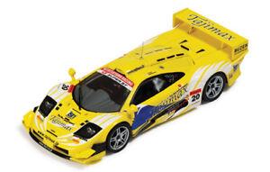 Super GT 500 Fuji 2005 1:43 Ixo McLaren F1 GTR #20