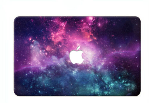 "New Painted Hard Cut-out Case Cover For Macbook Pro Air 11/"" 13/"" 15/"" Retina 12"