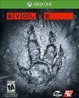 Evolve (Microsoft Xbox One, 2015) Brand New Factory Sealed No Reserve!! NIB GAME
