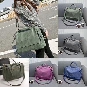 19d9c1d6072f Image is loading HOT-Women-Large-Handbag-Messenger-Hobo-Satchel-Shoulder-