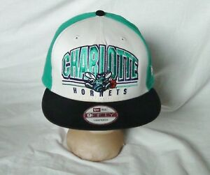 new york shoes for cheap reliable quality CHARLOTTE HORNETS NBA NEW ERA 9FIFTY SNAPBACK HAT | eBay