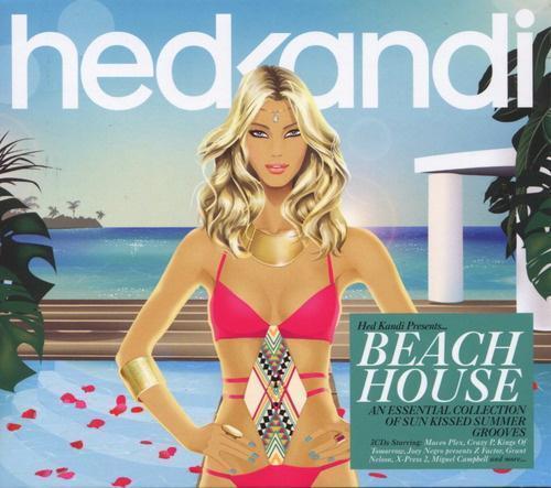 Various - Hed Kandi: Beach House /4