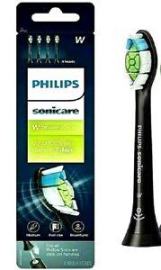 NEU-Philips-Sonicare-Diamond-Clean-Ersatz-Zahnbuerste-Koepfe-hx6064-Schwarz-UK