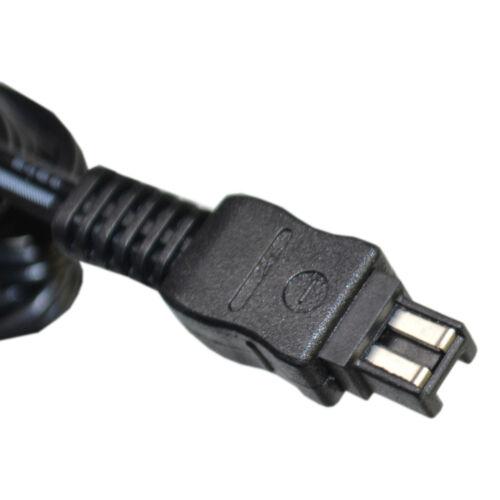Hqrp certificado por UL de reemplazo AC adaptador Cargador Para Videocámara Sony HandyCam Serie