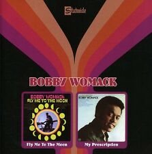 Bobby Womack - Fly Me to the Moon / My Prescription [New CD]