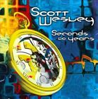 Seconds To Years * by Scott Wesley (CD, May-2012, Four Winds)