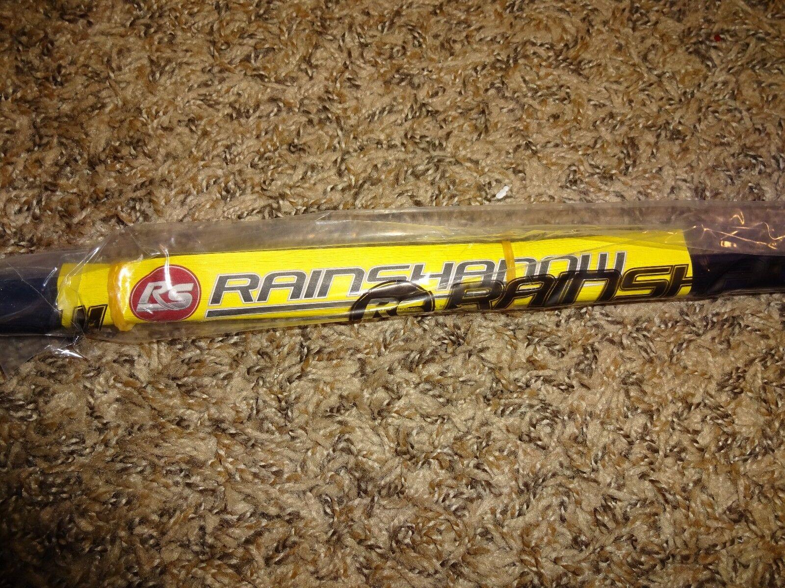 4 Rod Building Wrapping Rainshadow Fly Blank F805-4 8' 4pc 5wt Dark blu RX6