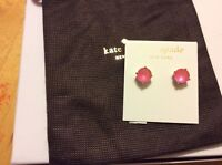Kate Spade Vivid Snap Pink Gum Drop Studs Earrings $28 251