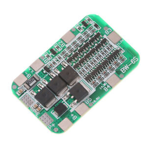 6S-15A-BMS-Protection-PCB-Board-for-6Packs-Li-ion-Lithium-18650-Battery-CellsX-L