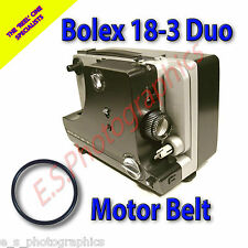 BOLEX 18-3 Dual 8mm Cine Projector Belt (Main Motor Belt)