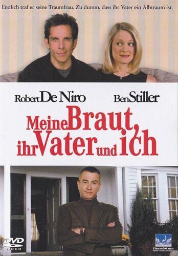 1 von 1 - MEINE BRAUT IHR VATER UND ICH Ben Stiller Robert de Niro Komödie DVD