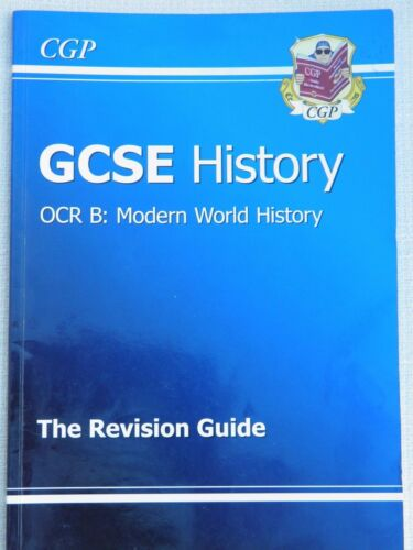 1 of 1 - GCSE History OCR B Modern World History GCP revision guide