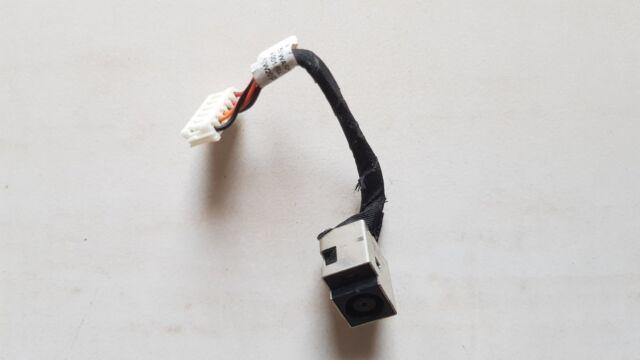 Connecteur DC d'alimentation Hp Compaq 50.4h515.001 Rev A01