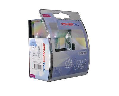 PTZRT1-DUO 2pcs H1 Powertec Retro 12V Yellow Gold Bulb Set Headlight Front Fog