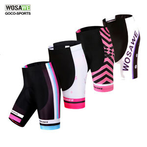 Women-039-s-Cycling-Shorts-4D-Gel-Padded-Bike-Shorts-Bicycle-Breathable-Pants-Summer