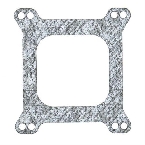 Mr Gasket Carburetor Base Plate Gasket 4-Barrel Open Composite Square Bore