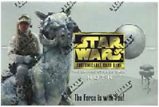 Star Wars CCG Factory Sealed Booster Pack Hoth Limited