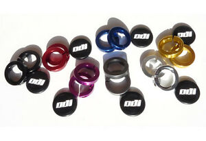 ODI Lock Jaw Clamps w/ Snap Caps Set Marine SeaDoo Kawasaki Yamaha ALL COLORS