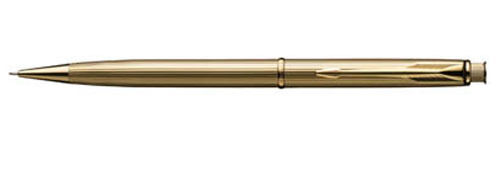 Parker 14Kt Gold Insignia 0.5 mm  Pencil New In Box    Not Solid Gold