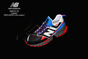 5bc61d70d4b Details about new balance x WHIZ LIMITED x mita sneakers 'SCREEN Pack'  MS574 MW US 10.0 kith