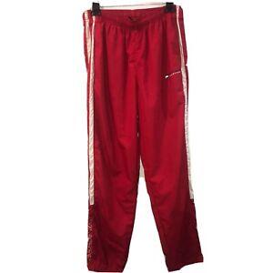 Vintage Pantalones Deportivos Tommy Hilfiger Para Hombre Medio 90s Bandera Logo Cazadora Ebay