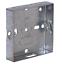 Knightsbridge Flatplate INTERRUPTEURS /& PRISES Gun Metal Series Gamme