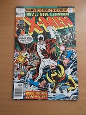 MARVEL: X-Men #109, 1ST WEAPON ALPHA/VINDICATOR, JOHN BYRNE ART, 1977, VF (8.0)!