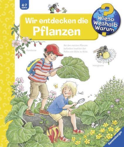 1 von 1 - Wir entdecken die Pflanzen von Angela Weinhold (2014, Ringbuch)