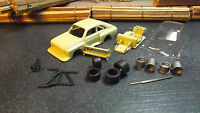 Ford Escort II Gruppe 5 ,   Resine-Bausatz    1/87  IMSE PRIVATE SERIES