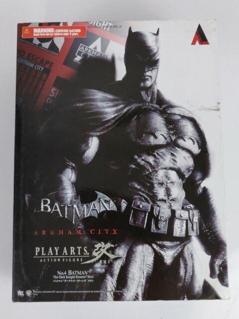 Square Enix Batman Arkham City Dark Knight Returns Play Arts Kai Actionfigur 4