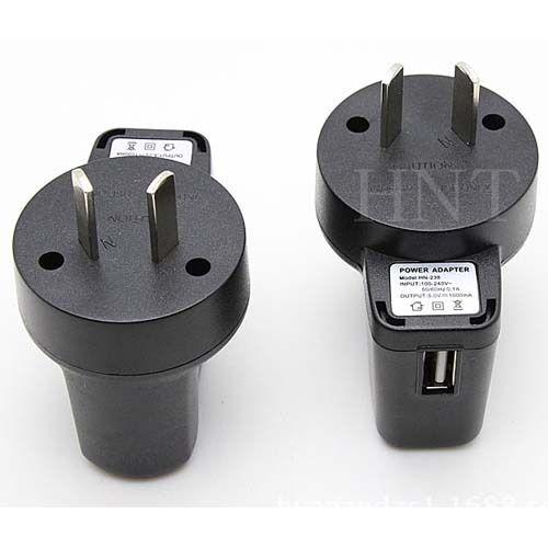 1 A AC//DC Cargador adaptador de alimentación de la batería Cámara USB Cable Para Samsung DV150F DV155F