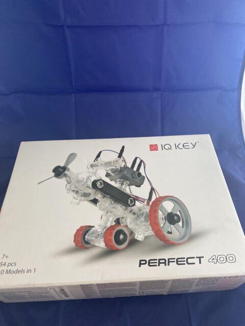 IQ KEY - Perfect 400 - Robotic Stem Kit Science Math Toy ...