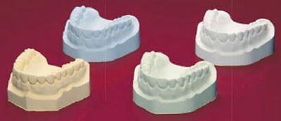 5 kg Dentalgips vom Typ 3 in vier Farben Hightech Modellgips Gips Hardstone 300