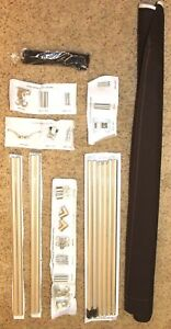 8-039-Awnings-In-A-Box-Traditional-Style-Cocoa-Brown-New-Complete-Awning-Kit
