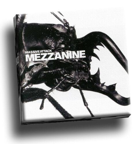 Mezzanine Giclee Canvas Album Cover Picture Art Massive Attack