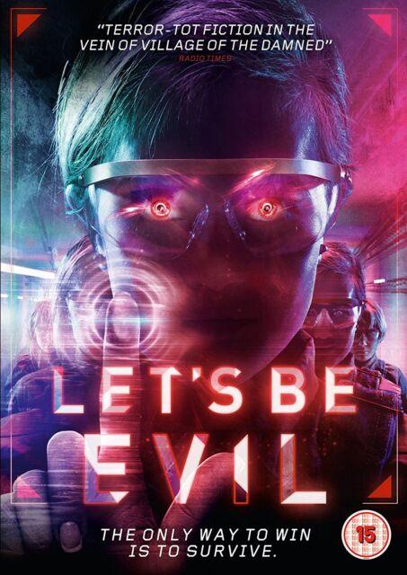 LET'S BE EVIL di Martin Owen DVD in Inglese NEW .cp
