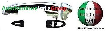 MANIGLIA PORTA ANTERIORE SX EST CROMATA LANCIA YPSILON Y 11/> 5P 2011/>