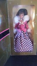 Winter Rhapsody 1996 AVON Barbie Doll 2nd in Series NIB SPECIAL EDITION